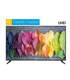تلویزیون ال ای دی هوشمند 55 اینچ سام الکترونیک مدل 55TU6500