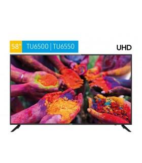 تلویزیون ال ای دی هوشمند 58 اینچ سام الکترونیک مدل 58TU6550