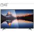 تلویزیون ال ای دی هوشمند 43 اینچ ایکس ویژن مدل 43XK565